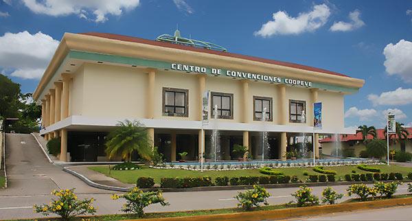 Centro de convenciones Coopeve